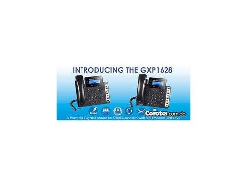 grandstream gxp1628 teléfono ip