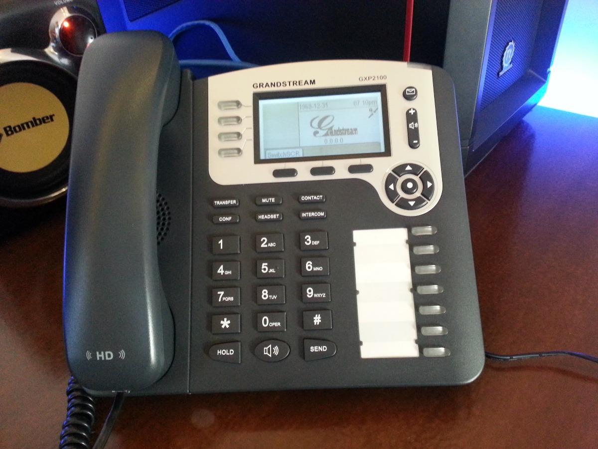 Drivers Grandstream GXP2100 IP Phone