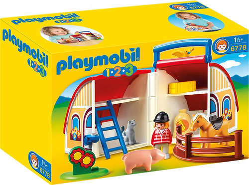 granero juguete playmobil r5238