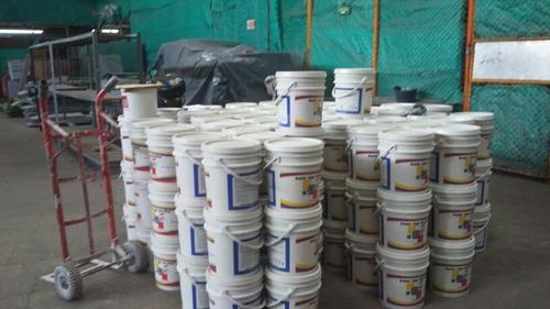 graniplast 1.000 kilos blanco o colores claros excelente