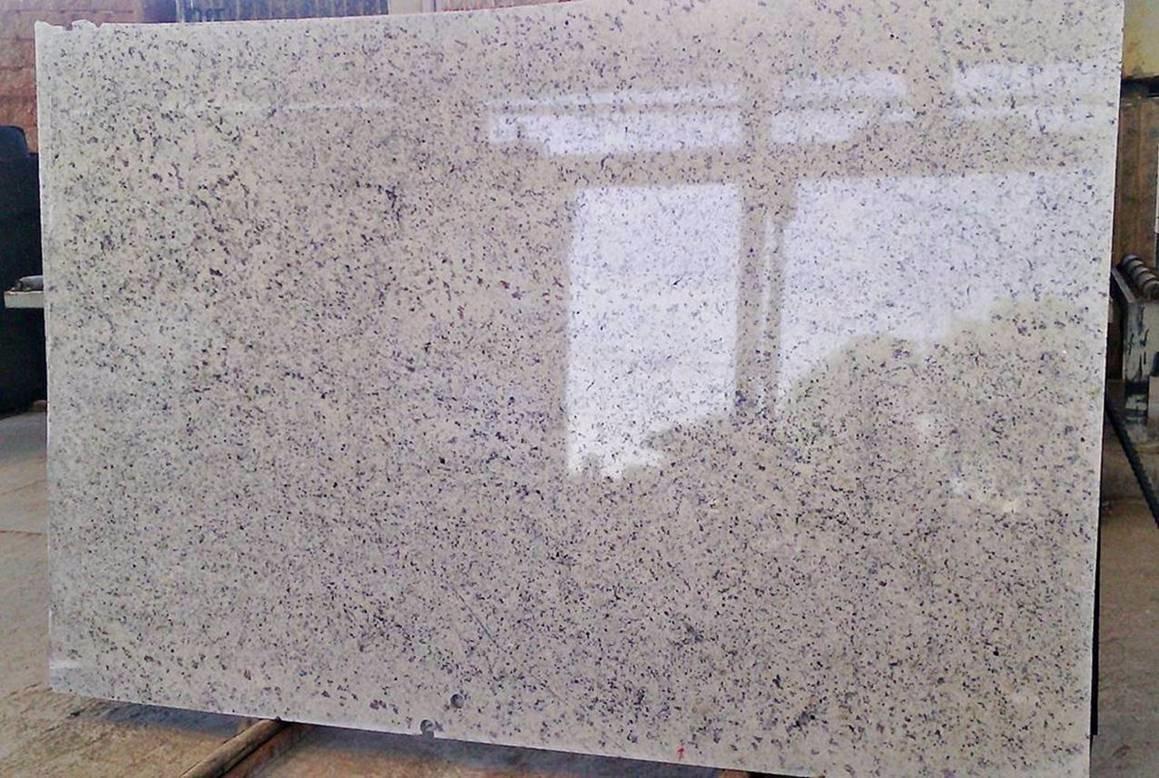 Granito branco dallas pe as de qualquer medida r 199 for Granito caracteristicas