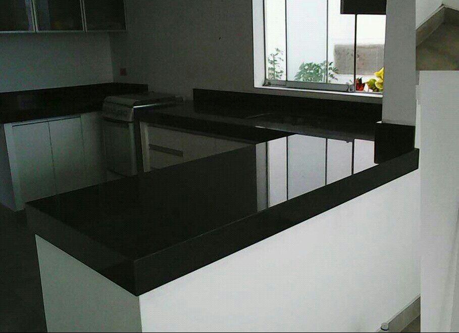 Granito negro aracruz y absoluto cuarzo marmol s 120 00 for Granito barato precio