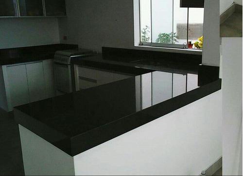 Granito negro aracruz y absoluto cuarzo marmol s 120 00 for Marmol granito precios