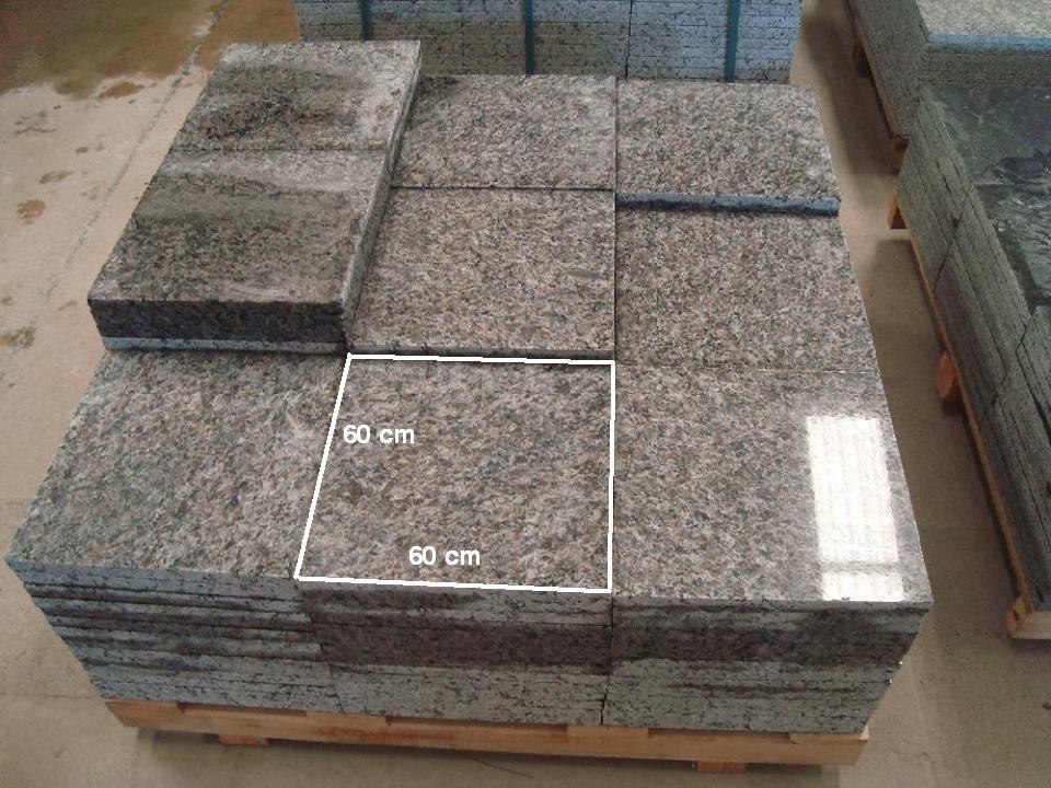 Granito marrom 60x60 a pe a p piso parede m rmore r 72 for Pisos de granito natural