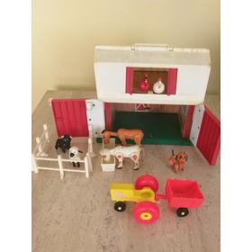 Granja Fisher Price Vintage Play Family Farm Año 67