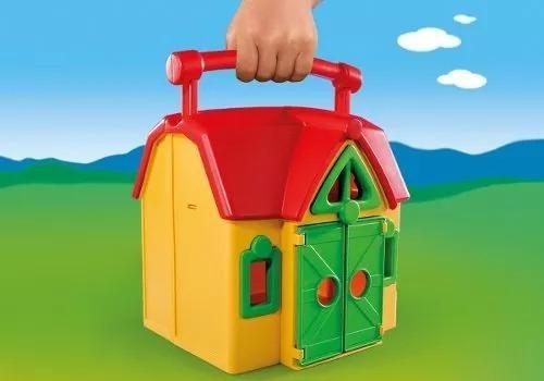 granja maletin c/ animales playmobil preschool tienda drowse
