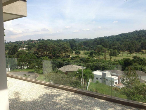 granja viana - condomínio golf village (vista para campo de golf). - ca5283