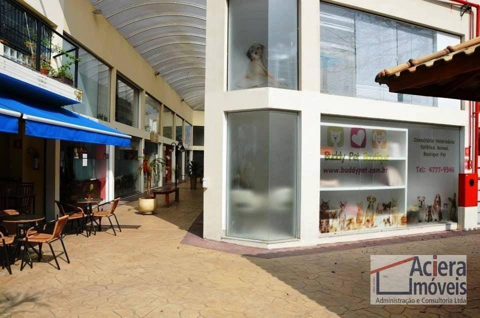 granja viana - excelente loja em centro comercial! - sa0011
