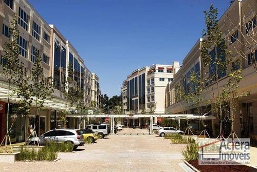 granja viana - excelente sala para locação em um dos melhores pontos da ganja viana - the square! - sa0165