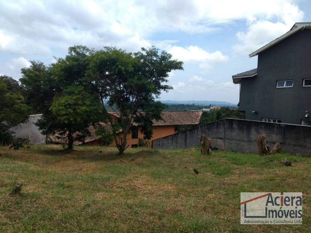 granja vianna - condomínio parque das artes - magnifico terreno, localização incrível, melhor vista! - te1150