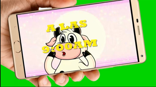 granja video digital tarjeta invitación cumpleaños whatsapp