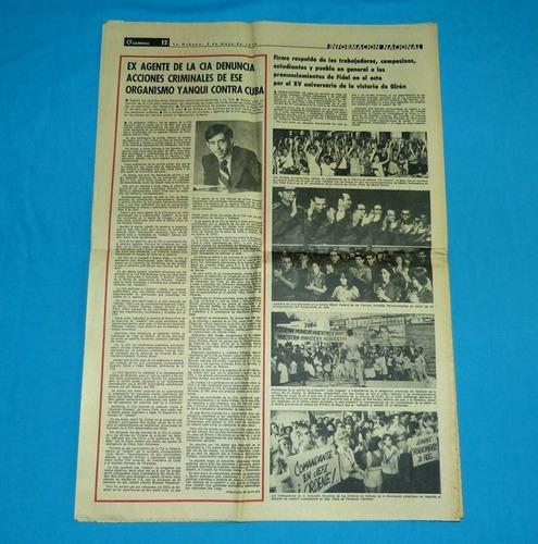 granma cuba 1976 fidel castro batalla girón angola kissinger