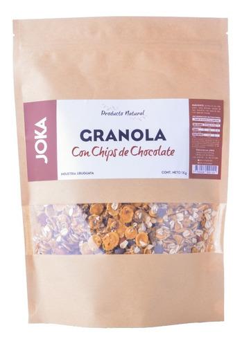 granola con chips de chocolate joka 1 kg