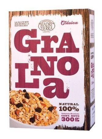 granola madre tierra tradicional 300 g