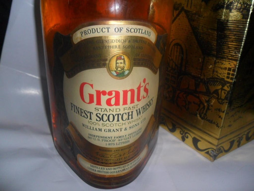 grants stand fast finest scotch whisky 1-875 litres