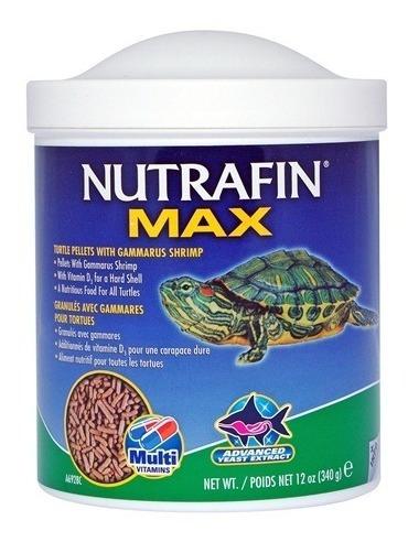 gránulos para tortugas con camaron nutrafin 340 gr tortugas