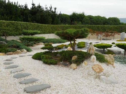 granza de marmol 100% blanca x 25 kg jardineria decoracion