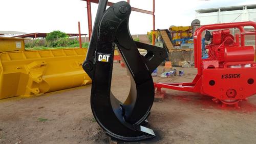 grapa para demolicion para excavadora caterpillar 330