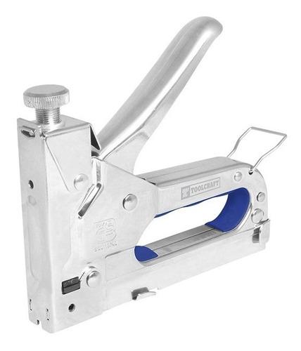 grapadora en acero profesional 3 en 1 toolcraft tc0589