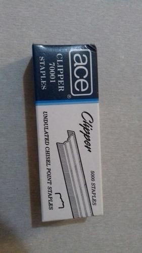 grapas corrugadas clipper nuevas