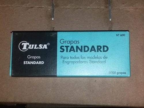 grapas lisas standard 26/6 5000 gps (x10cj)