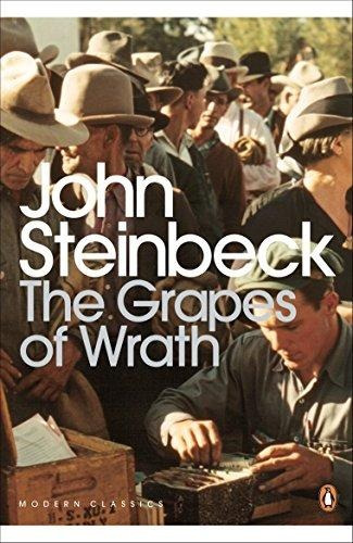 grapes of wrath penguin  de steinbeck john