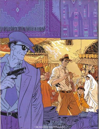 graphic novel nº 23 - inimigos comuns - perfeita