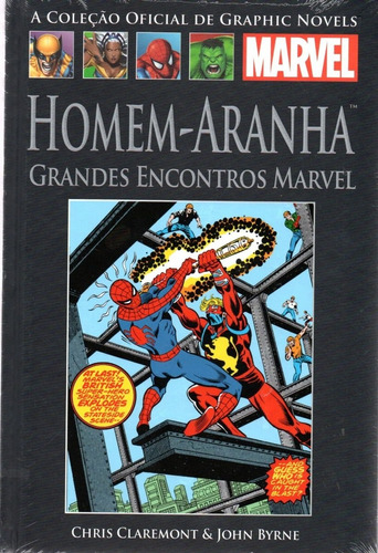graphic novels homem aranha grandes encontros marvel  salvat
