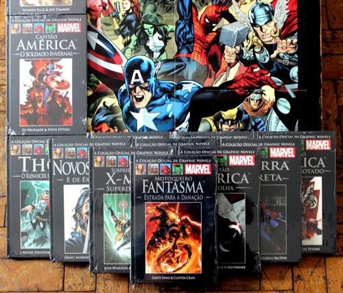 graphic novels salvat classicos 1 a 25 ( i a xxv ) excelent
