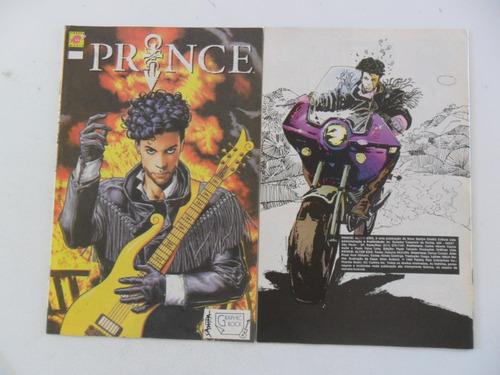 graphic rock nº 2! prince! nova sampa 1993