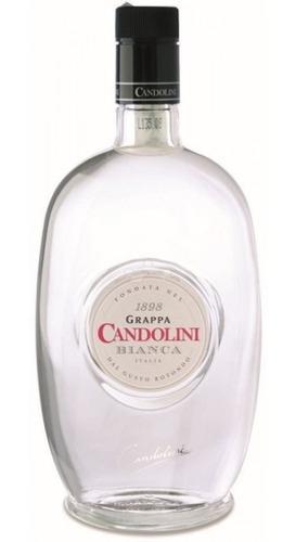 grappa italiana candolini bianca de litro envío gratis caba
