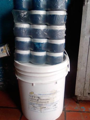 grasa azul para altas temperaturas