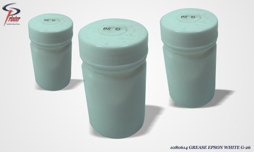 grasa blanca g-26 epson para engranajes plasticos pomo 40c.c