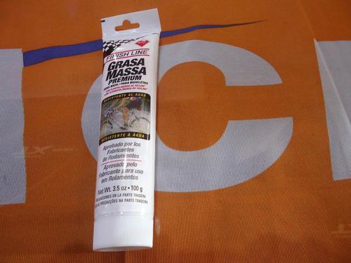 grasa finish line con teflon 3.5 oz - racer bikes