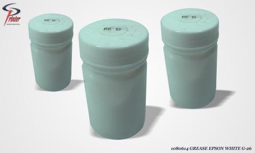 grasa g-26 epson para engranajes plasticos - frasco de 40 gr