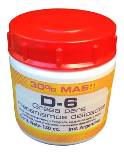 grasa lubricante mecanismos delicados teflon 130cc