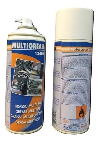 grasa lubricante multiusos en aerosol spray 400 ml
