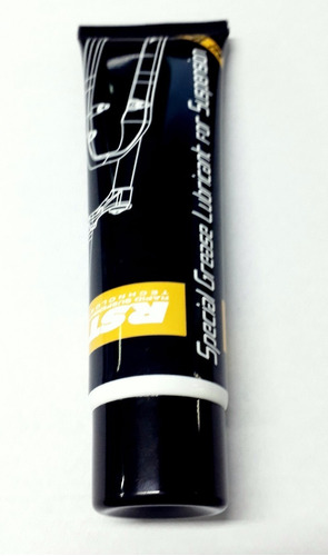grasa lubricante para suspension rst 50ml  - racer bikes