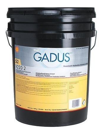 Grasa Mineral Shell Gadus S2 V220 2 Cubeta De 18 Kilos
