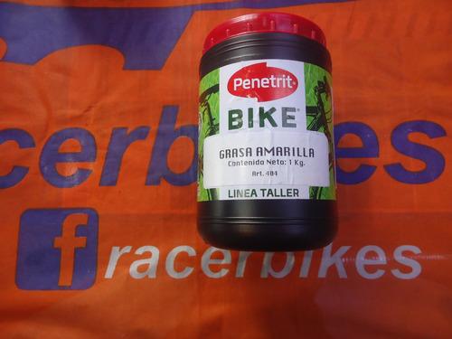 grasa montaje bicicleta penetrit pote 1 kilo - racer b