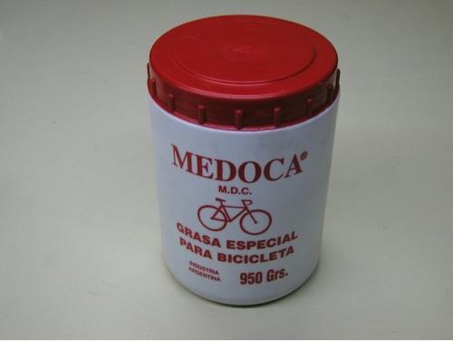 grasa para bicicleta medoca 950 gms. - racer bikes