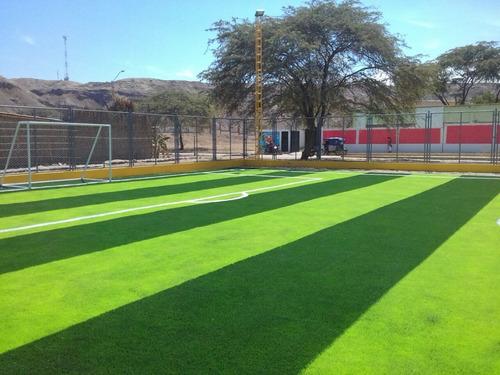 grass sintético deportivo
