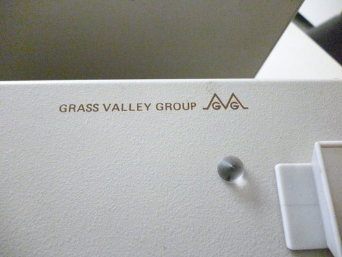 grass valley group gvg chassi wavelink w/cards 3291