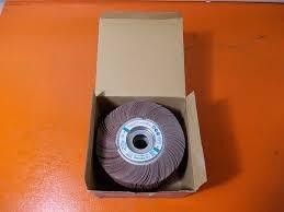 grata multilijas p/acero inox aleman 6 pulg. x 30mm de ancho