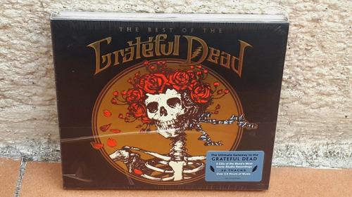 grateful dead - the best of (2 cd ed usa)
