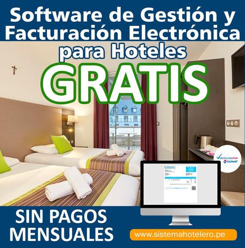 gratis factura electronica para hotel