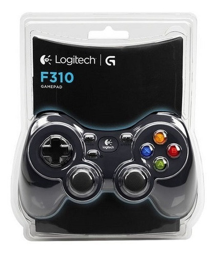 gratis!!! mando gamepad logitech f310 usb