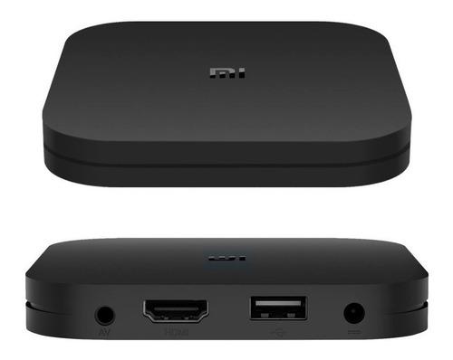 gratis!!! xiaomi mi box s 4k android tv mdz-22-ab 2g/8g