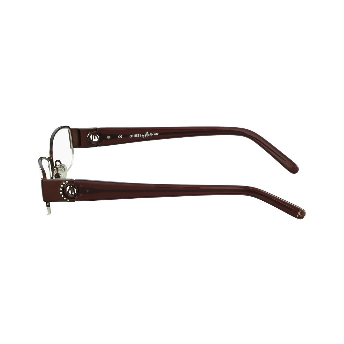 Óculos De Grau Marciano Guess Clássico Vermelho - R  279,90 em ... 43d5583aa9