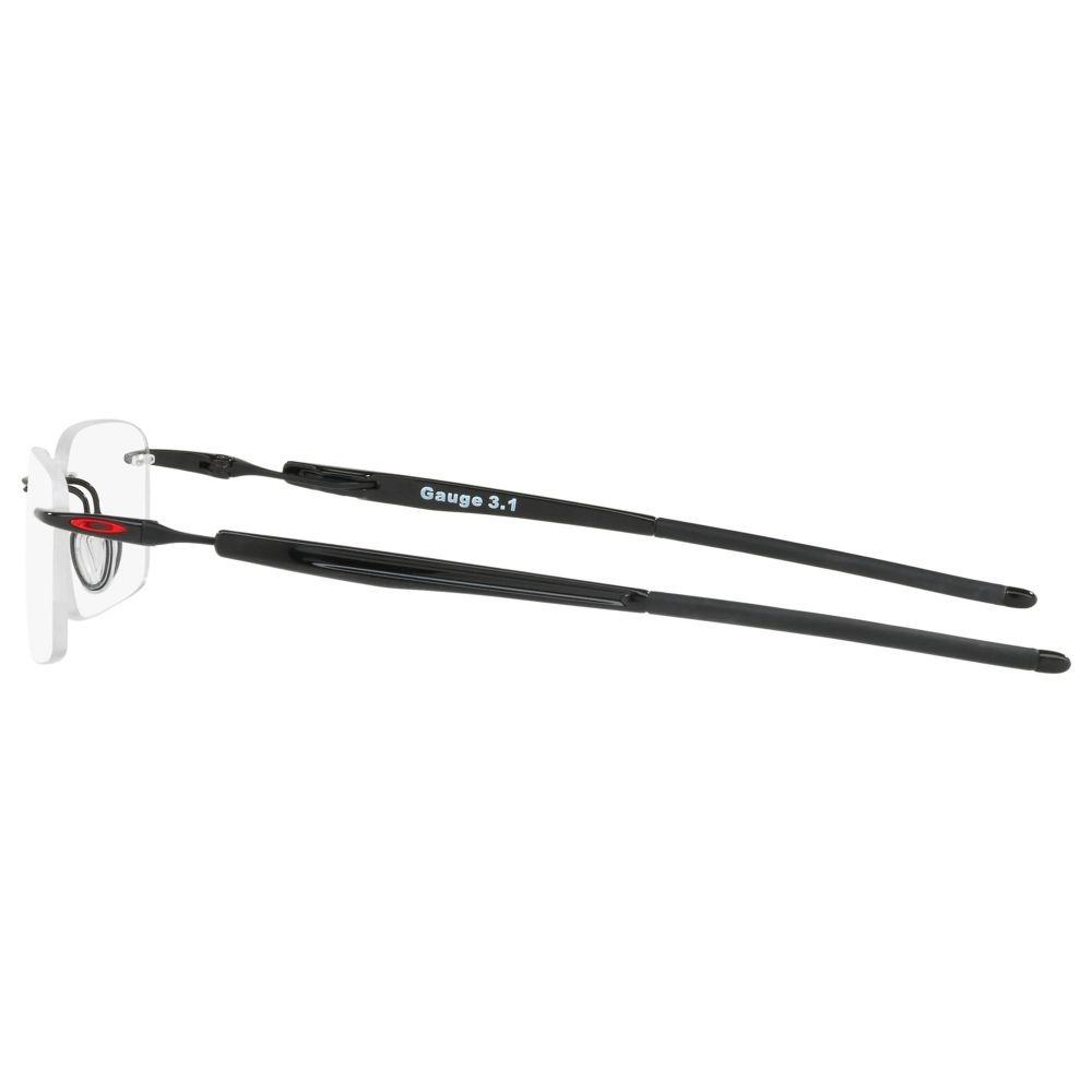 Óculos De Grau Oakley Ox5126-04 54x18 137 Gauge 3.1 Titanium - R ... d8ed60db23